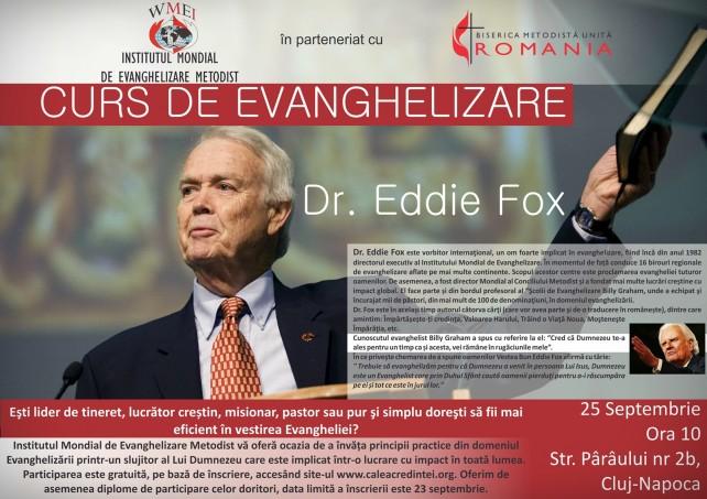Afis Eddie Fox