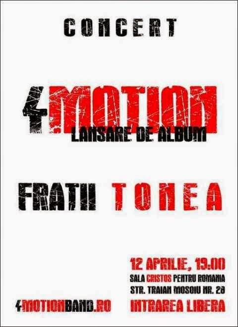 concert 4 motion